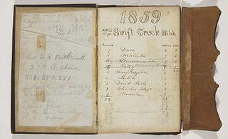 Rare Southern Slave Journal