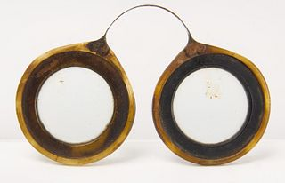 Paul Dudley Richards Spectacles by Benjamin Martin