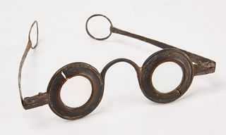 Elizabeth Dudley Spectacles - Silhouettes