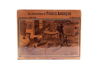 The Illustrations of Frederic Remington