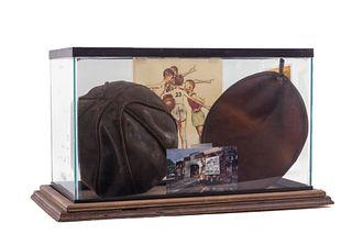 Outseam Basketball & Ephemeral Display c. 1927