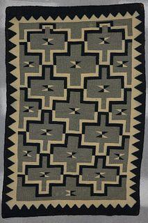 Navajo JB Moore Crystal Weaving