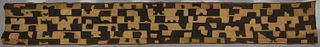 Lot of Old African Kuba Textiles