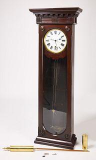 New Haven Black Walnut Clock