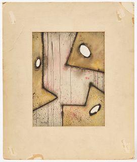 James Bishop - Work on Paper