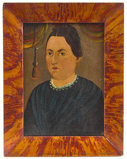 Prior Hamblin Portrait of a Lady