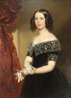 FREDERICK NEWENHAM (BRITISH/IRISH, 1807-1859).