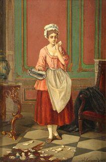 JOSEPH CARAUD (FRENCH, 1821-1905).