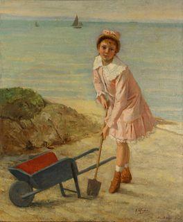A THOMAS (AMERICAN, 19TH CENTURY).