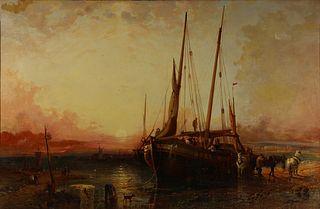 JAMES WEBB (BRITISH, 1825-1895).