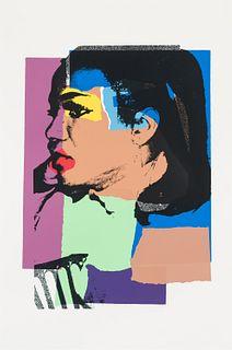 Andy Warhol  Ladies & Gentlemen Portrait (F&S.II.129)