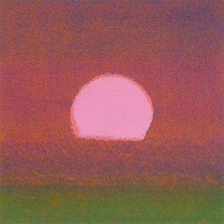 Andy Warhol  Sunset (F&S.II.185-188)