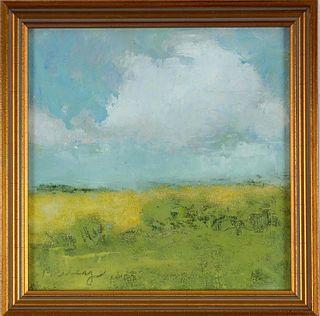 MELISSA RILEY, Harvest on the Horizon