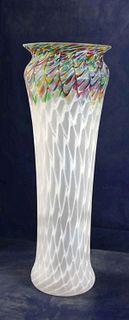 CHRISTOPHER BELLEAU, Lace Vase