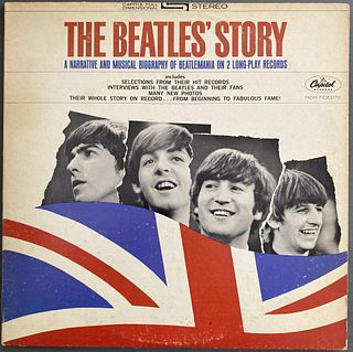 The Beatles' Story