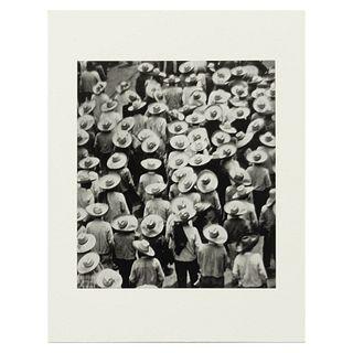 TINA MODOTTI. Campesinos, 1926. Fotograbado. Impreso en Estados Unidos 1999. Sin enmarcar. 19 x 17 cm