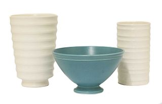 Three Wedgwood items,