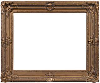 Art Nouveau Transitional Frame
