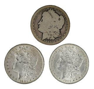 18 Better Date Morgan Dollars