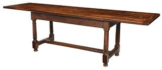 Early English Refectory or Pub Table