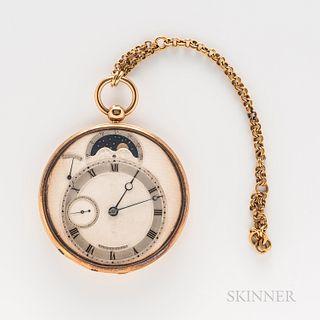 Breguet No. 2835 Astronomical Quarter-repeating Watch