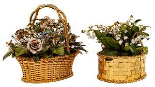 Jane Hutcheson for Gorham 'Fleurs des Siecles' Gift Arrangements