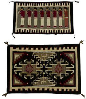 Native American Indian Navajo Textiles
