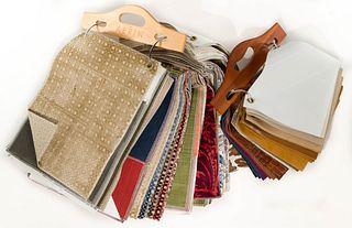 Designer Upholstery and Drapery Fabric Sample Assortment