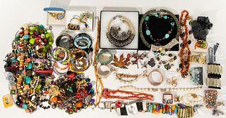 Designer and Costume Jewelry Assortment