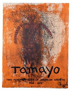 Ruffino Tamayo (Mexican, 1899 - 1991)