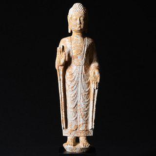 Chinese Statue of Buddha