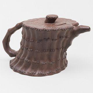 Chinese Yixing Pottery Teapot