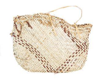 Murik Basket Bag, very small, thin handle