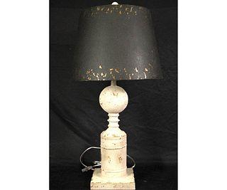 PAIR OF DE VINE TABLE LAMPS