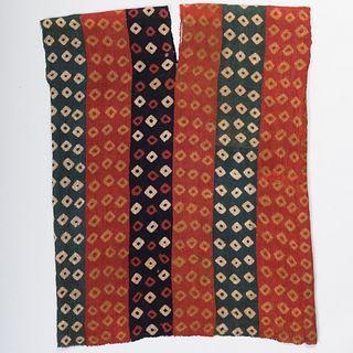 Nazca Tie-Dyed Tunic