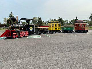 Bella Tori Electric Train