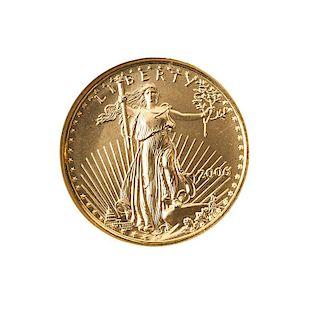 U.S. MODERN GOLD COINS