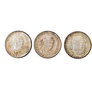 U.S. BOOKER T. WASHINGTON COMMEMORATIVE 50C. COINS