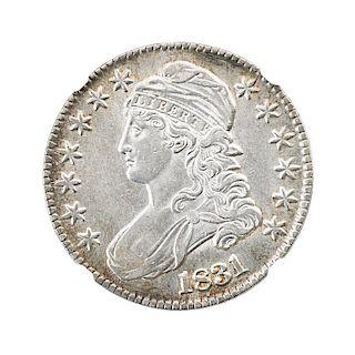1831 50C. COIN