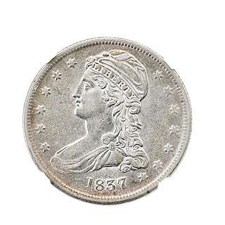 1837 50C. COIN