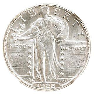 U.S. 1926-D 25C. COIN