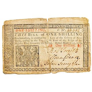 COLONIAL AND FRACTIONAL CURRENCY