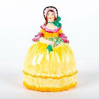 Gwenda Yellow - Coalport Porcelain Figurine