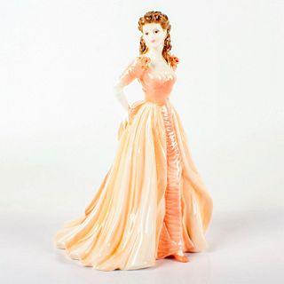 Jacqueline - Coalport Porcelain Figurine