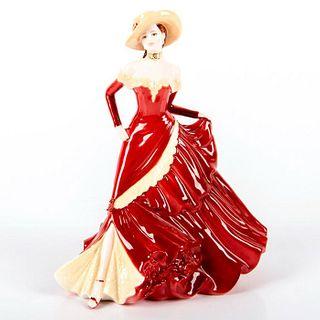 ladies Of Fashion Marilyn - Coalport Porcelain Figurine