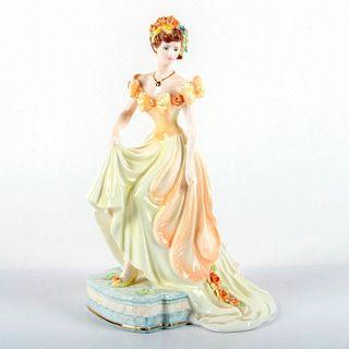 Sweet Juliet 1991 - Coalport Porcelain Figurine