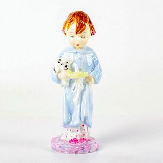 Paragon China Porcelain Figurine, Candlelight