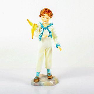 Royal Worcester Figurine, The Parakeet 3087
