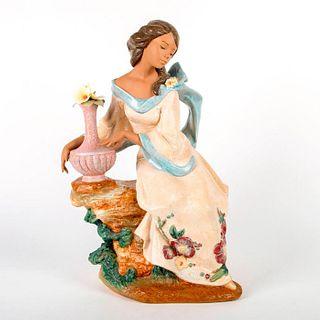Garden Breeze 1013583 - Lladro Gres Porcelain Figurine