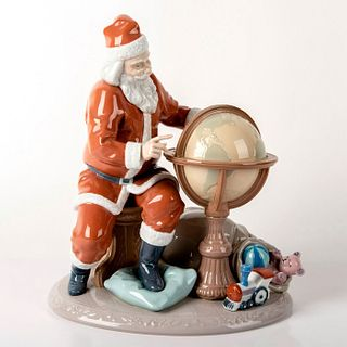 Christmas Journey 01001813 LTD - Lladro Porcelain Figurine